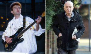 Former bass player of Queen John Deacon
